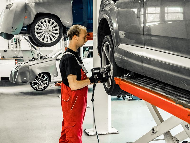 Audi Werkplaats Onderhoud Service (1)
