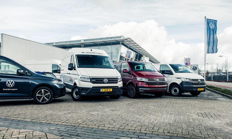 Van Den Brug Volkswagen Bedrijfswagens