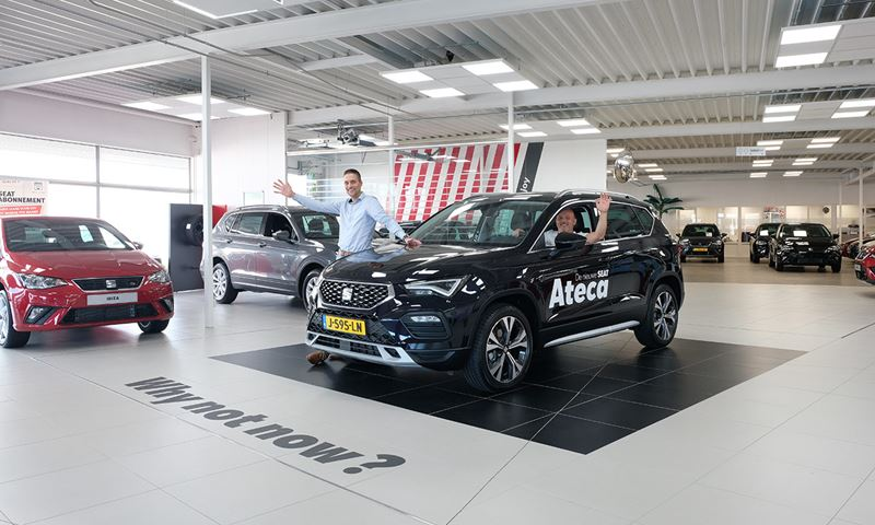 Seat Ateca Showroom