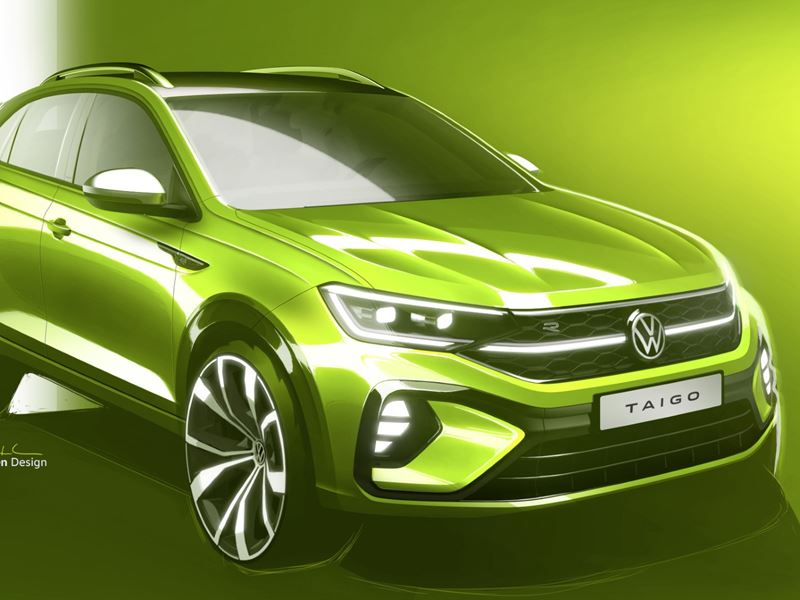 VW Taigo Front 2