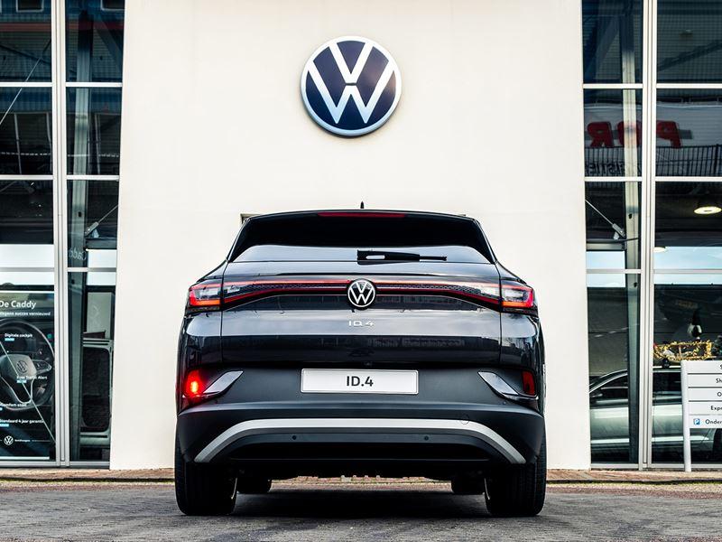 Volkswagen Id4 Van Den Brug
