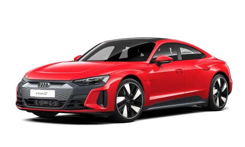 Audi Gt E Tron