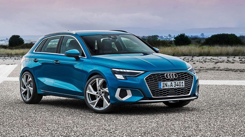 Audi A3 Sportback 2020 5 Van Den Brug Voorzijde