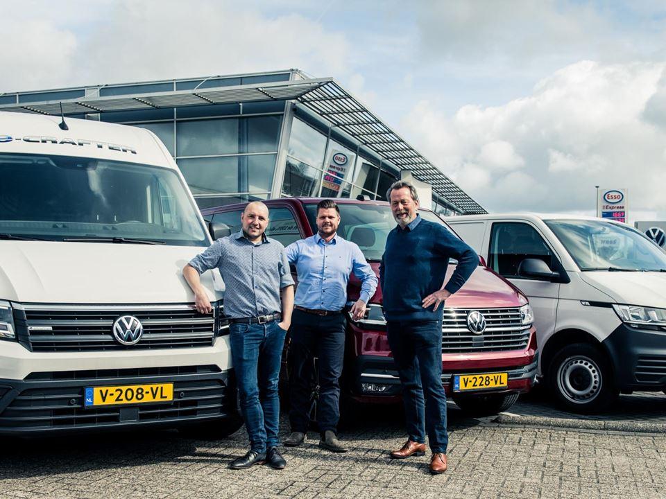 Van Den Brug Bedrijfswagen Team Drachten