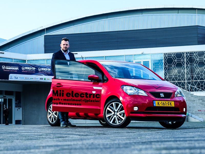 Seat Mii Electric Friesland4