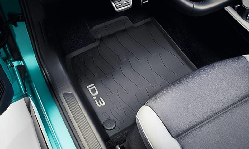 Rubberen Matten Volkswagen Id 3 3