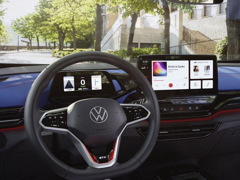 Volkswagen ID.4 GTX Bestuurder