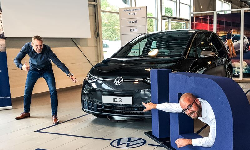 Volkswagen Id Showroom Sneek