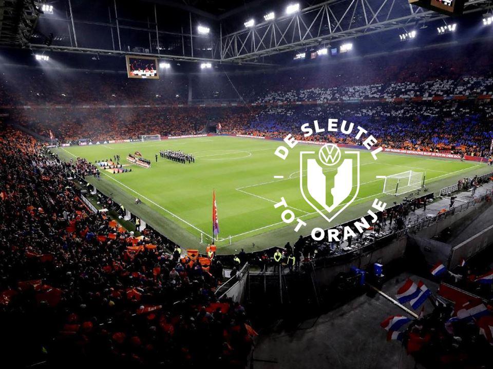 Stadion Arena Oranje Sleutel 2