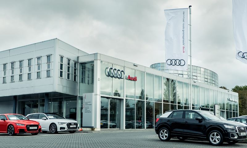 Audi Drachten