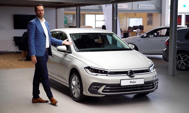 Volkswagen Polo 2021 Sebastiaan