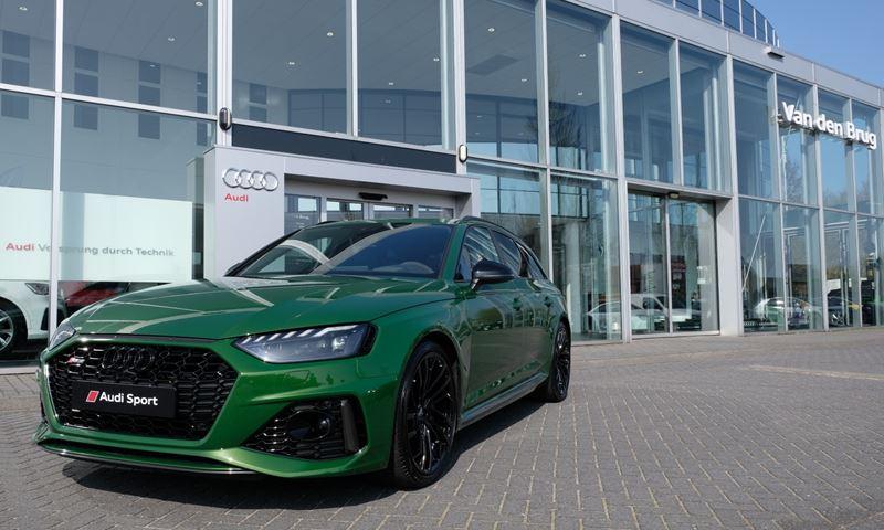 Van Den Brug Officieel Audi Sport Dealer (Large)