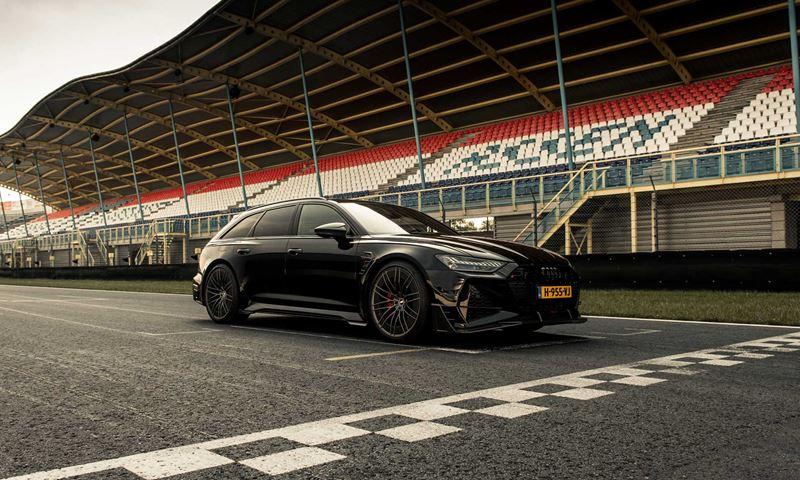 Audi RS6 R ABT 12