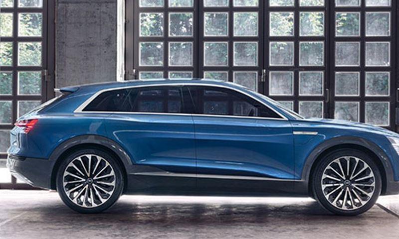 Audi Etron Quattro 100% Elektrisch Autoland Van Den Brug