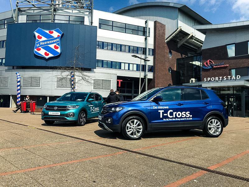 Volkswagen T Cross Heerenveen2