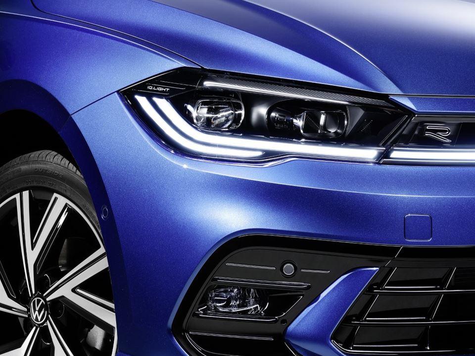VW Polo 2021 Headlight