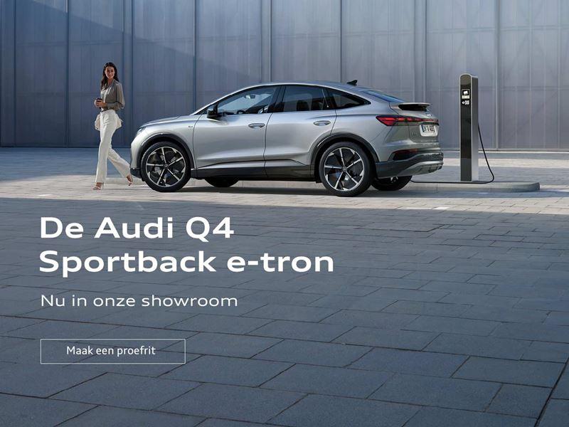Audi Q4 E Tron Sportback