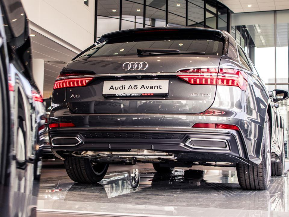 Audi A6 Avant 2018 4