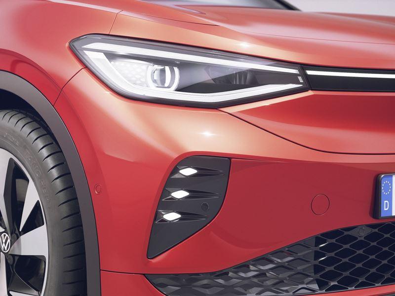 Volkswagen ID.4 GTX Details Voorzijde 2