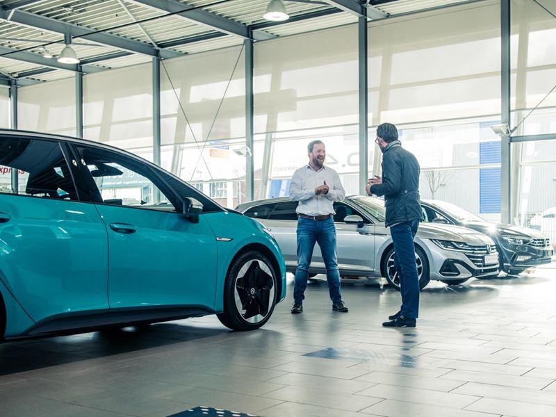 Nieuwe Volkswagen Kopen
