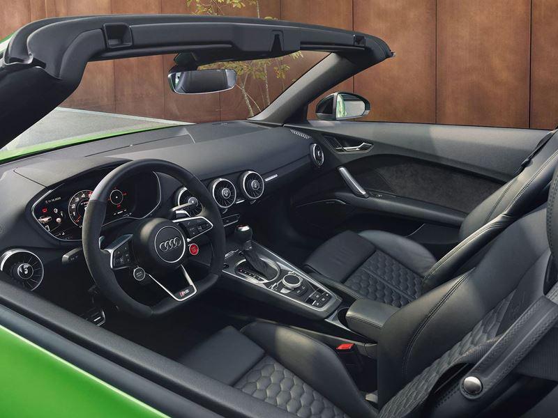 Audi Tt Rs Roadster Interior TTRS 2020 1578