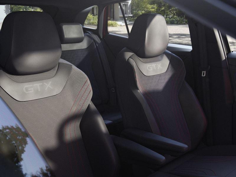 Volkswagen ID.4 GTX Front Seats
