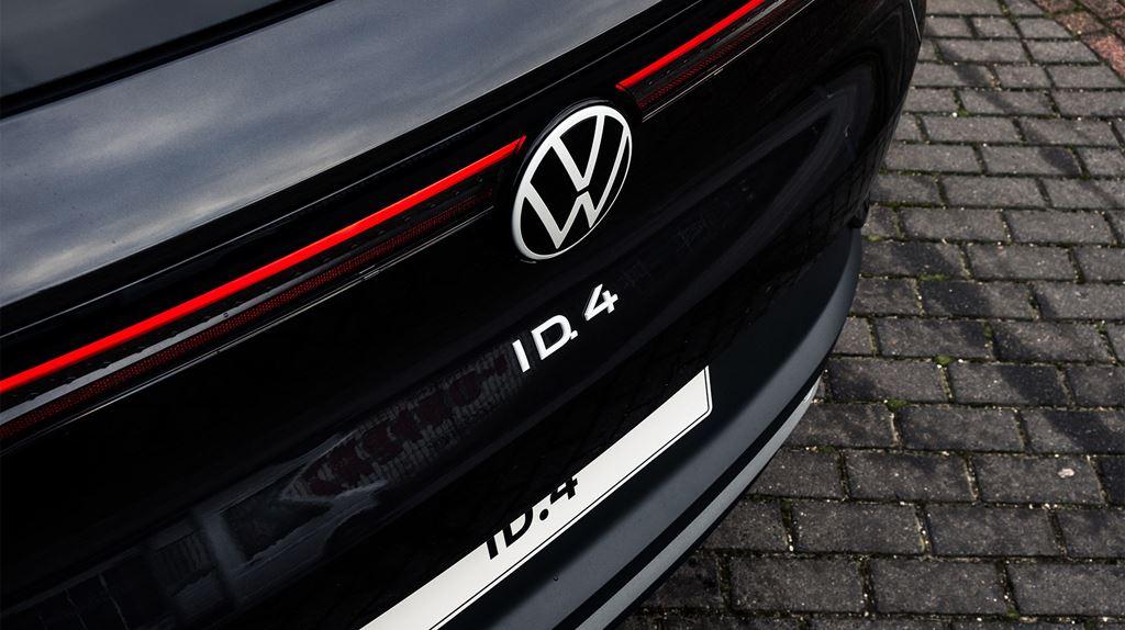 Volkswagen Id 4 Achterkant