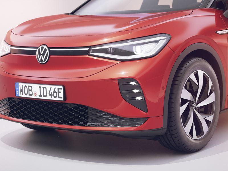 Volkswagen ID.4 GTX Details Voorzijde (1)