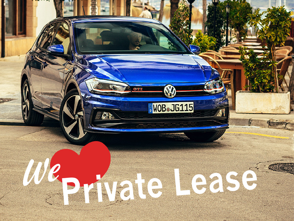 2102 Vw Polo Private Lease