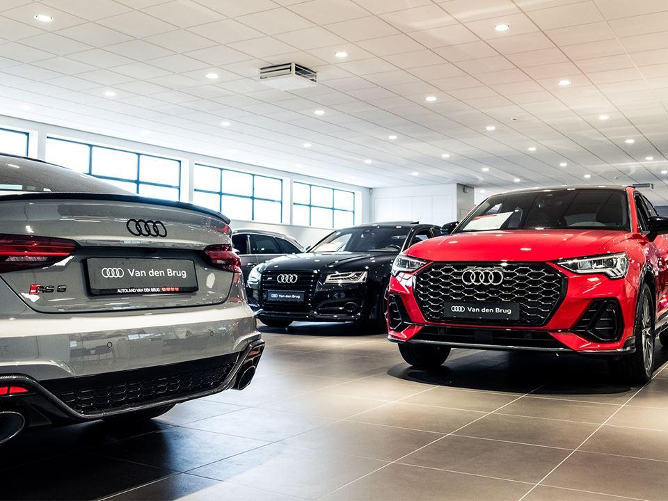 Audi Occasions Friesland