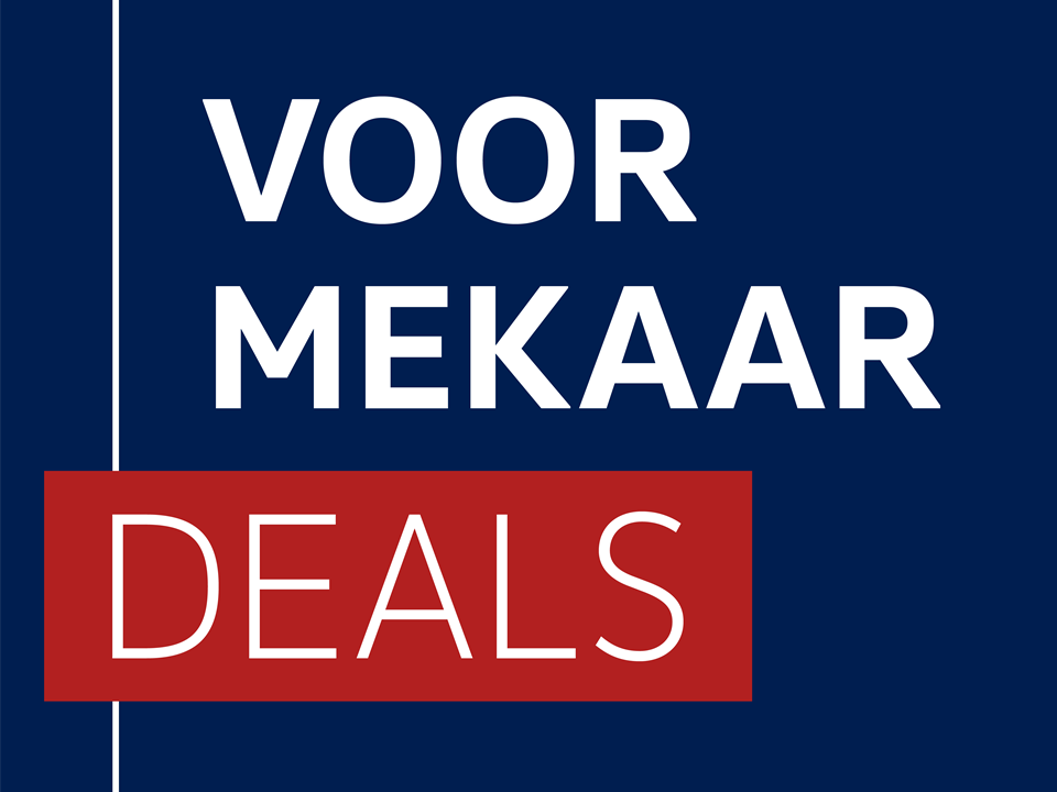 VWB Voor Mekaar Deals Voorbeeld