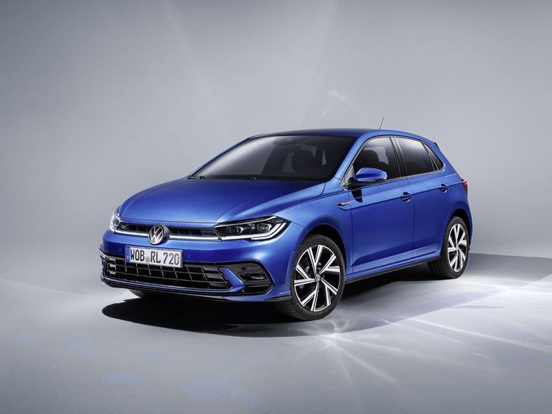 VW Polo 2021 Linksvoor