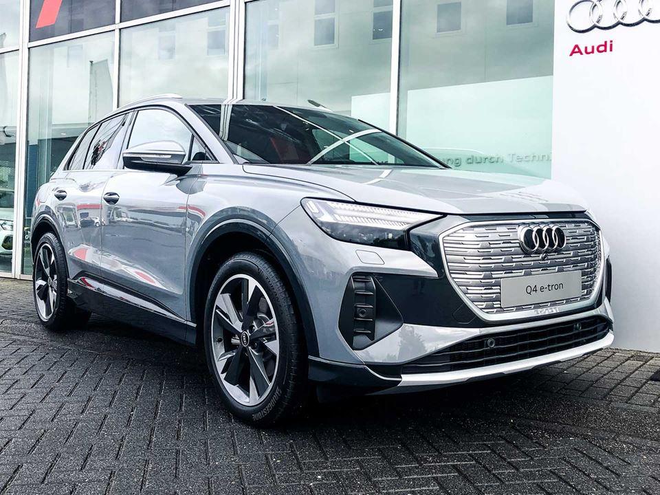 Audi Q4 E Tron Friesland3