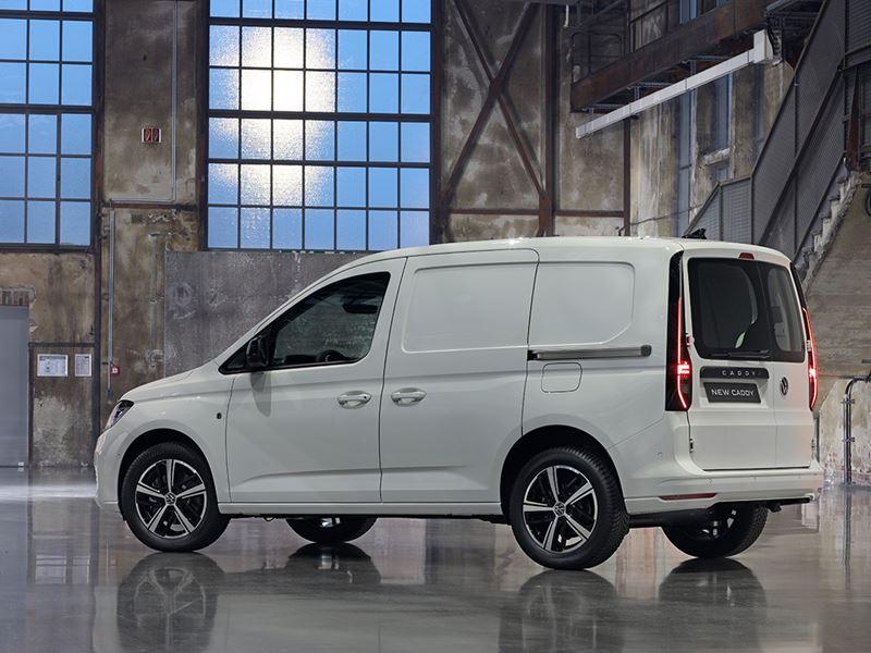 De Nieuwe Volkswagen Caddy Cargo9