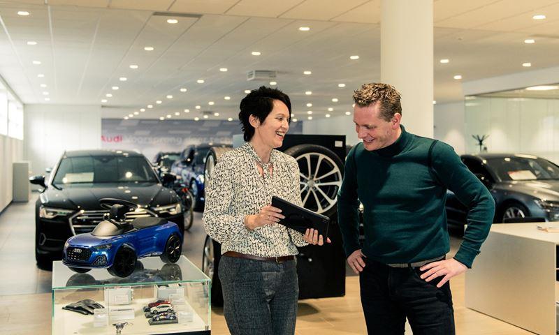 Van Den Brug Audi Service