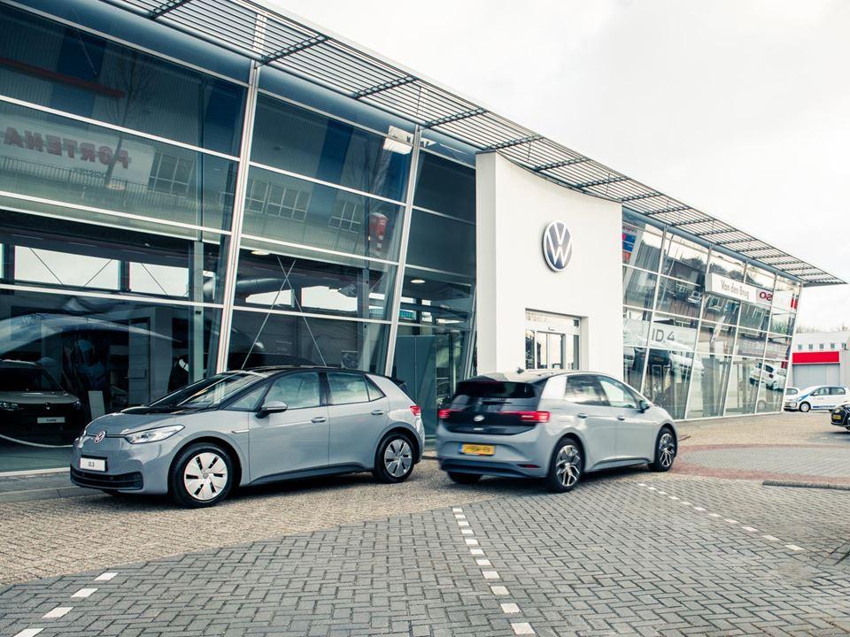 Van Den Brug Volkswagen Drachten